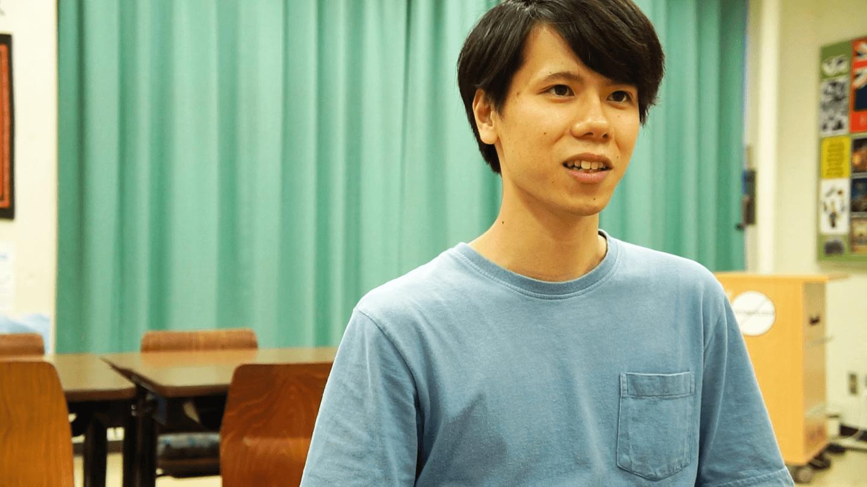 田中 仁さんインタビュー写真1