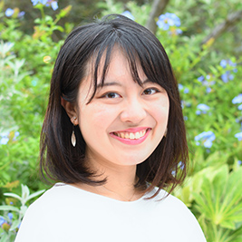 増子 彩夏さん